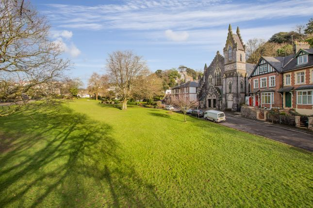 Thumbnail Town house for sale in Torwood Gardens Road, Torquay