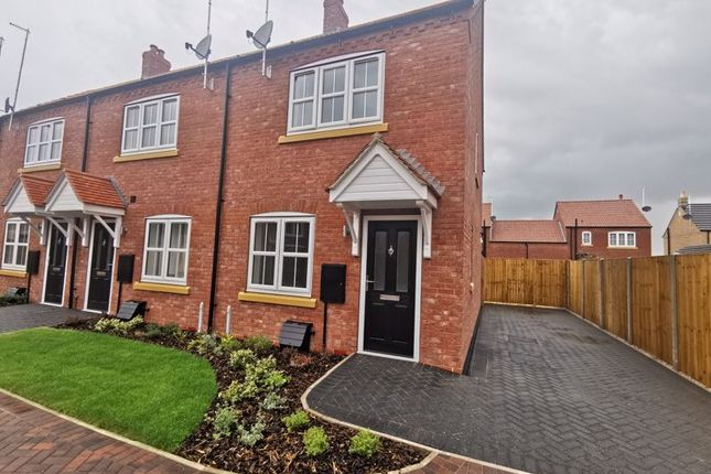 2 bed semi-detached house to rent in Thistle Close, Goole DN14