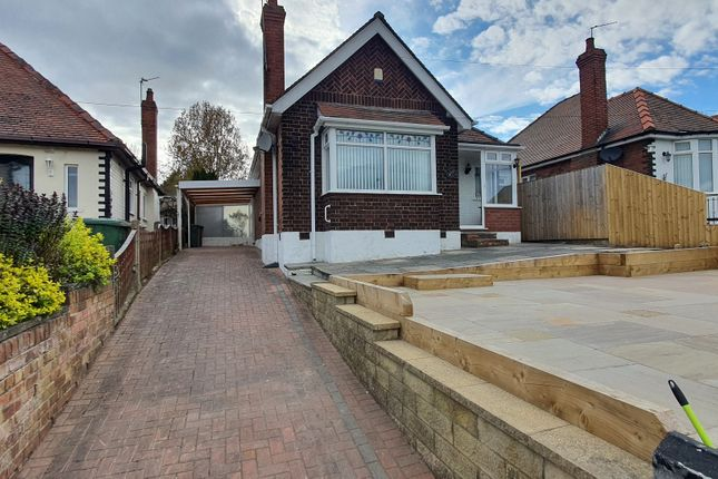 Thumbnail Detached bungalow for sale in Ferry Road, Eastham, Wirral