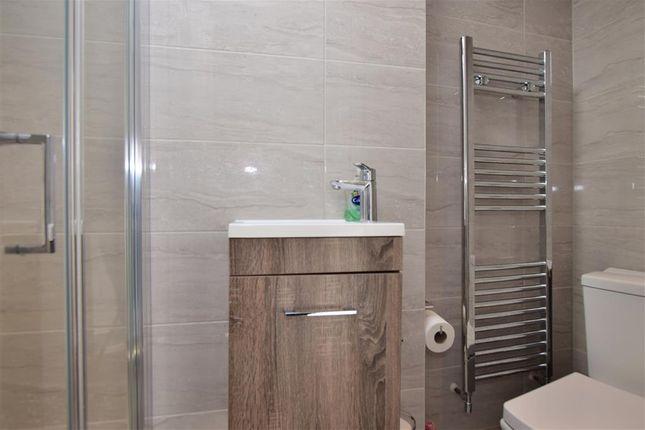 Shower Room of Newbury Road, London E4