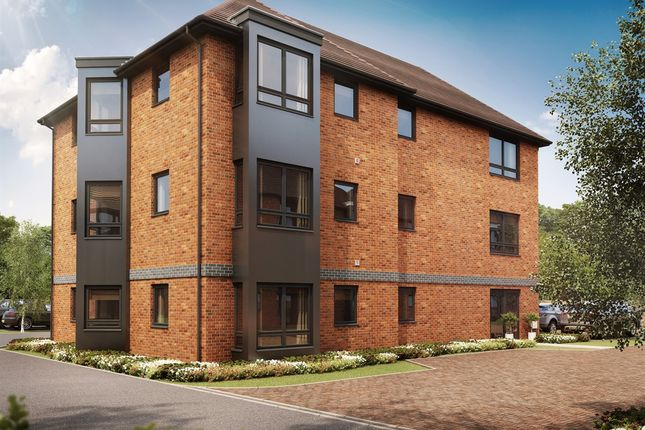 "Thumbnail Flat for sale in ""Harrier Apartment"" at Hillingdon Road, Uxbridge"