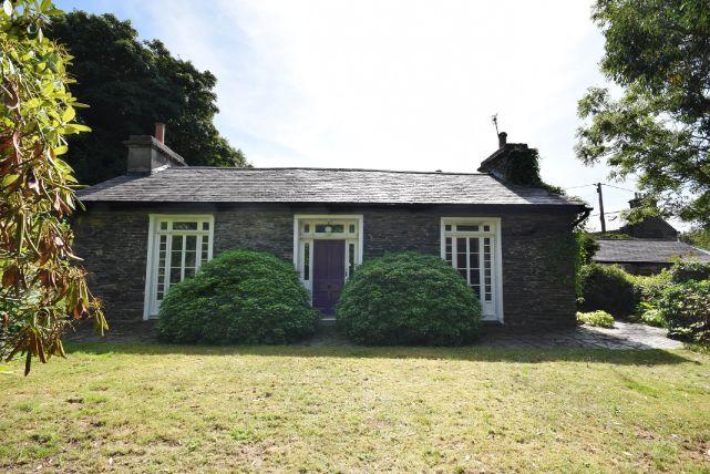 Thumbnail Cottage for sale in Tynwald Mills, St Johns IM43Af