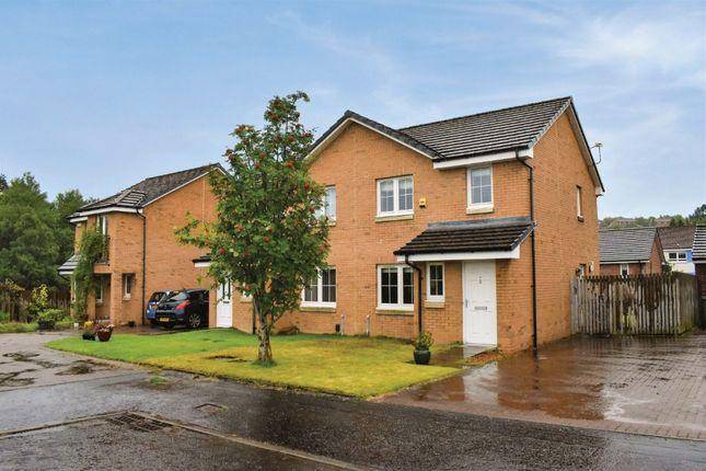 Detached house for sale in Linndale Oval, Castlemilk, Glasgow