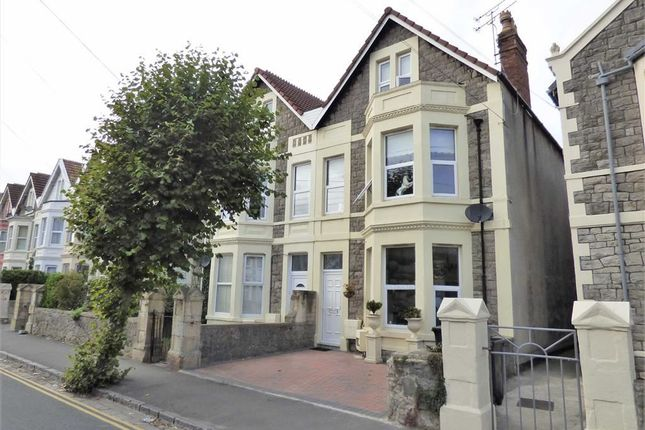 Thumbnail Flat for sale in Moorland Road, Weston-Super-Mare