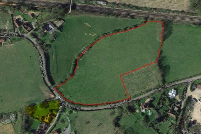Thumbnail Land for sale in Howland Road, Marden, Tonbridge