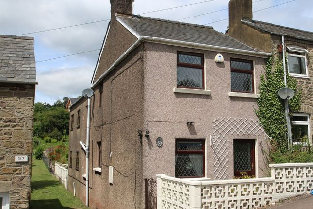Thumbnail End terrace house to rent in Queen Street, Lydney