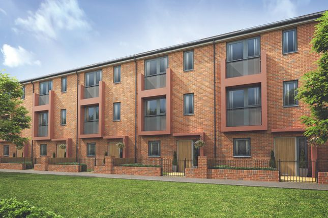 """Thumbnail End terrace house for sale in """"The Beson"""" at Watkin Close, Off Plymouth View, Manchester"""