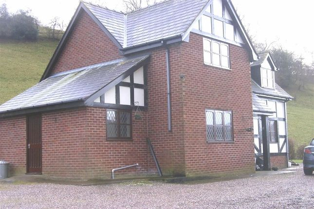 Thumbnail Detached house to rent in Tremayne, Meifod, Powys