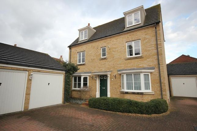 Thumbnail Detached house for sale in Chelmer Way, Ely