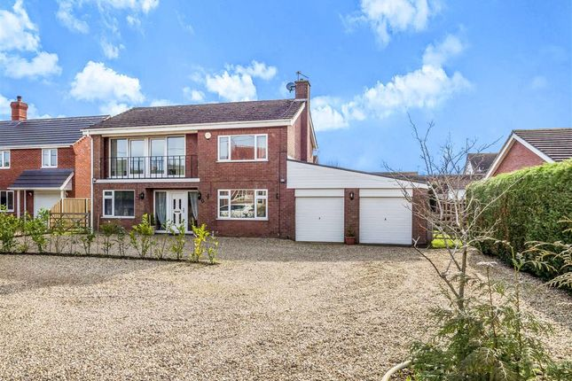 Thumbnail Detached house for sale in Westgate, Hevingham, Norwich