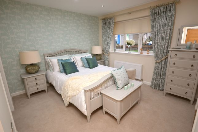 3 bedroom detached bungalow for sale in The Cruachan Off Oakley Road, Saline, Dunfermline, Fife