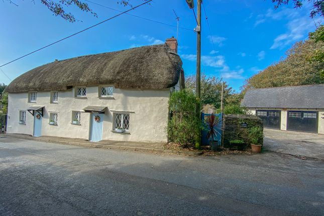 Thumbnail Cottage for sale in Poughill, Bude