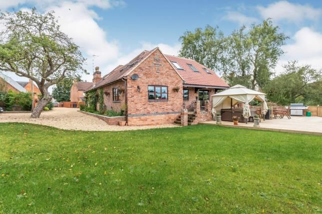 Thumbnail Detached house for sale in The Old Smithy, Church Lane, Twyford