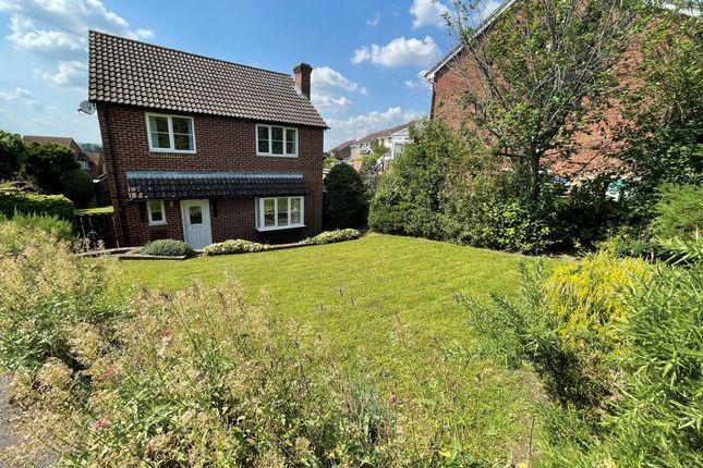 4 bed detached house to rent in Fieldridge, Newbury RG14