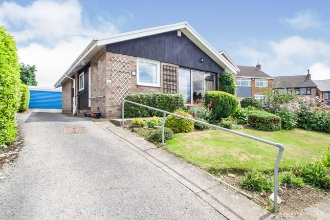 Thumbnail Detached bungalow for sale in Nursery Hollow, Ilkeston