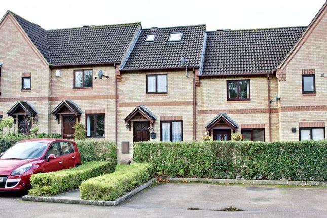 Thumbnail Terraced house for sale in Bowling Green Drive, Hook