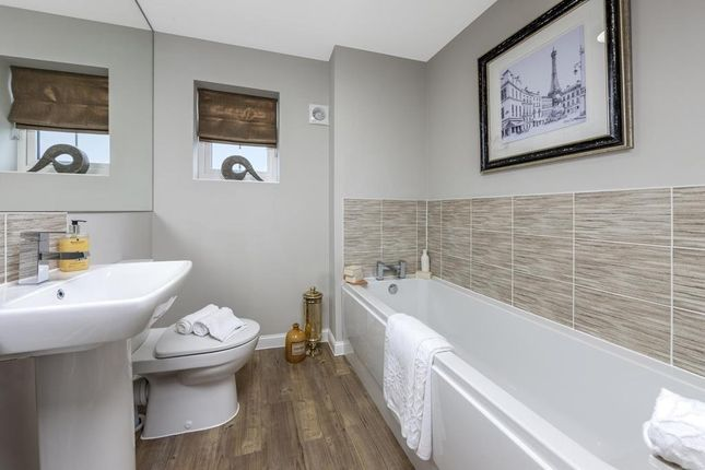 "Family Bathroom of ""Woodvale"" at ""Woodvale"" At Robell Way, Storrington, Pulborough RH20"