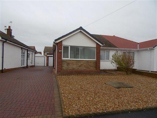Thumbnail Bungalow to rent in Sevenoaks Drive, Thornton-Cleveleys