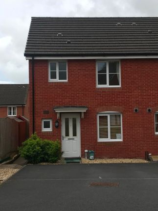 Thumbnail End terrace house to rent in Dol Y Dderwen, Ammanford