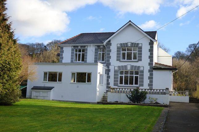 Thumbnail Flat to rent in Plas Y Felin, Ivorities Row, Pontwalby, Glynneath.