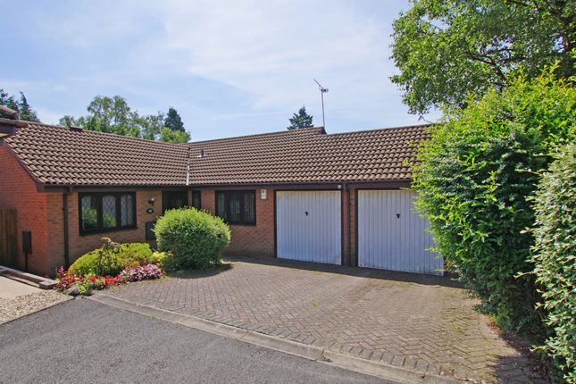 Thumbnail Detached bungalow for sale in Clayton Gardens, Lickey