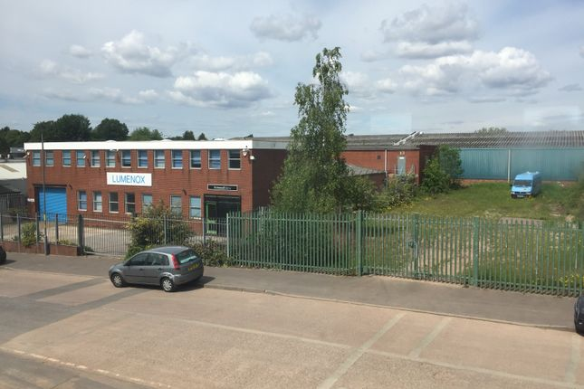 Thumbnail Industrial to let in Firswood House, Firswood Road, Garrett's Green, Birmingham