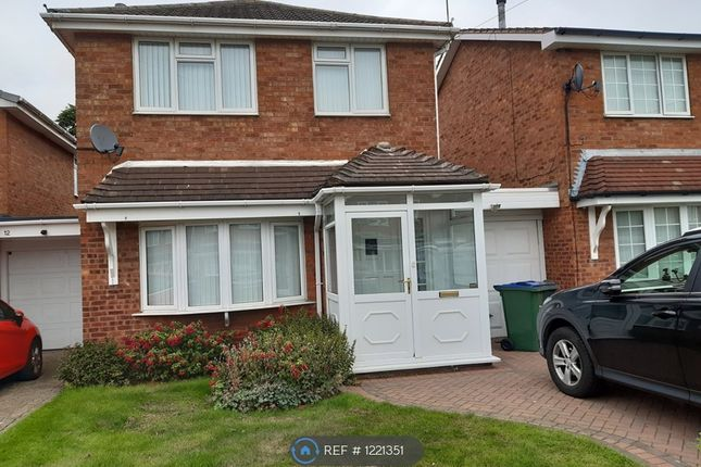 Thumbnail Detached house to rent in Railway Street, West Bromwich