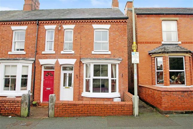 Thumbnail Semi-detached house for sale in Ferrers Road, Oswestry