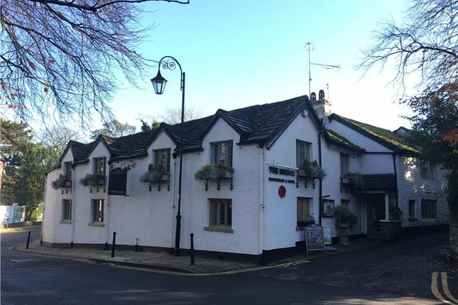 Thumbnail Hotel/guest house for sale in The Bridge Hotel, The Village, Macclesfield, Cheshire, UK