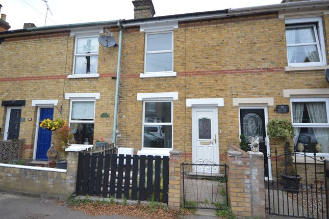 Thumbnail Terraced house for sale in Harsnett Road, Colchester