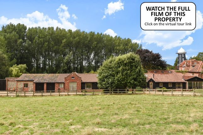 Thumbnail Property for sale in Wells Road, Burnham Overy Town, King's Lynn