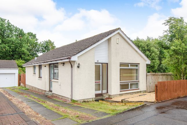 Thumbnail Detached bungalow for sale in Inverewe Place, Thornliebank, Glasgow