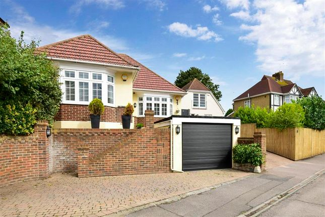 Thumbnail Bungalow for sale in Rede Court Road, Strood, Rochester, Kent