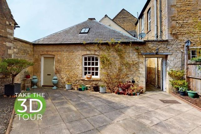 Thumbnail Cottage for sale in Barn Hill, Stamford