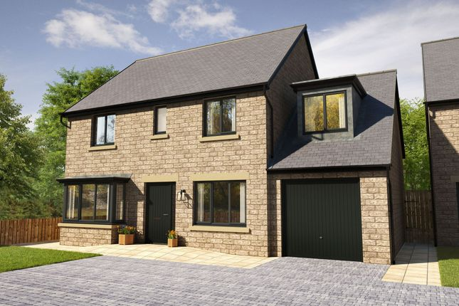 4 bed detached house for sale in Eastlands, Kirkwhelpington, Newcastle Upon Tyne NE19