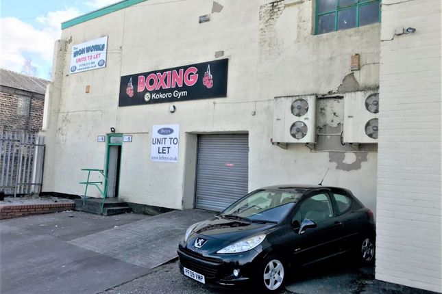 Thumbnail Industrial to let in Dale Street, Oswaldtwistle, Accrington