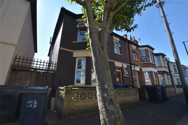 Thumbnail Semi-detached house to rent in Sunnycroft Road, London