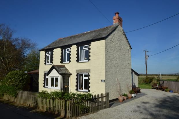 Thumbnail Detached house for sale in East Taphouse, Liskeard, Cornwall