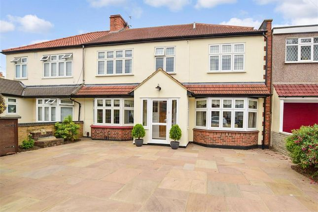 Thumbnail Semi-detached house for sale in Danson Crescent, Welling, Kent