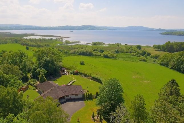 Thumbnail Bungalow for sale in The Moorings, Balmaha, Stirlingshire