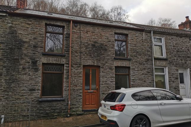 2 bed terraced house to rent in Factory Road, Bargoed CF81