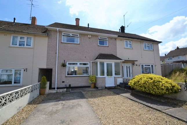 Thumbnail Terraced house for sale in Tewther Road, Hartcliffe, Bristol