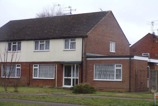 Thumbnail Semi-detached house to rent in St. Marys Drive, Crawley