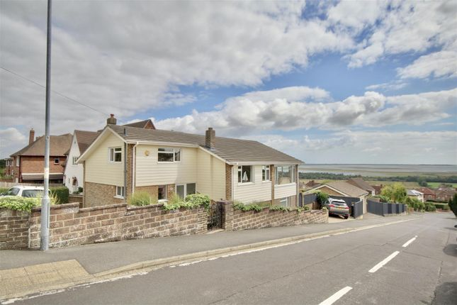 Thumbnail Detached house for sale in Beverley Grove, Farlington, Hampshire