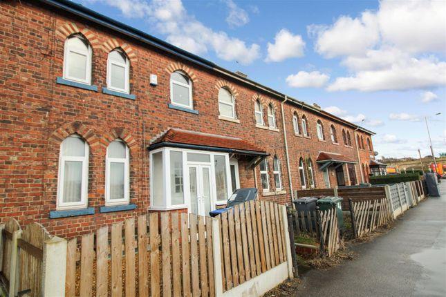 External of Midland Terrace, Bradford BD2