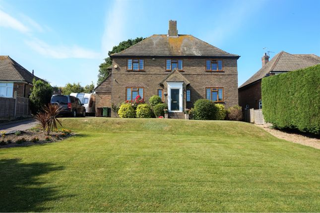 Thumbnail Detached house for sale in Collington Grove, Bexhill-On-Sea