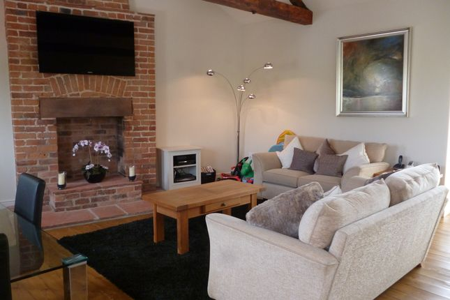 Thumbnail Flat to rent in West Tower Street, Carlisle