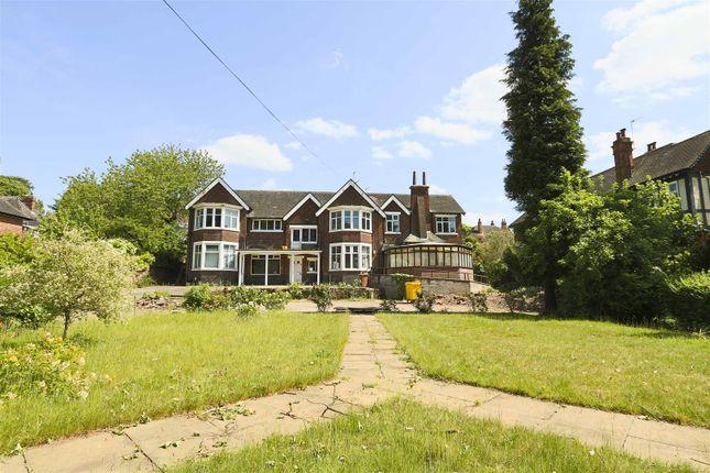 Thumbnail Detached house for sale in Carisbrook Drive, Mapperley Park, Nottinghamshire
