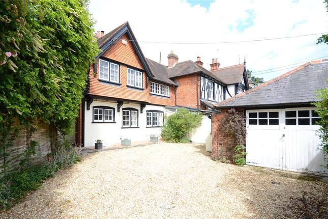 Thumbnail Terraced house for sale in Croft Road, Shinfield, Reading