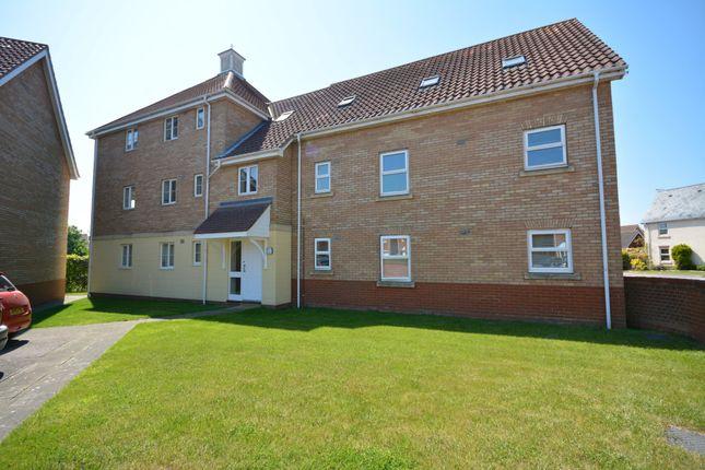 Thumbnail Flat for sale in Rushton Drive, Carlton Colville, Lowestoft